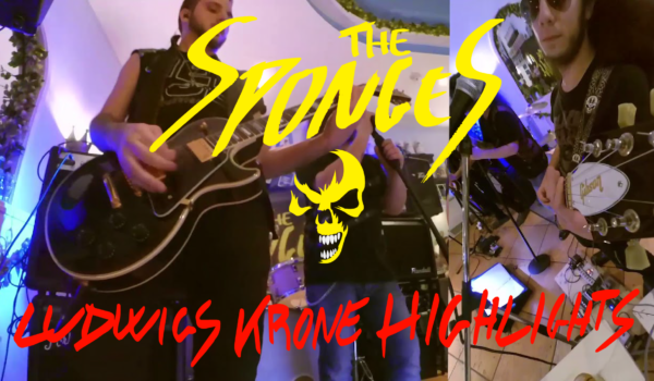 The Sponges – Live @ Ludwigs Krone, Spresiano (TV) HIGHLIGHTS