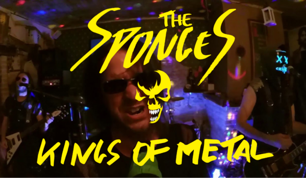 The Sponges – Kings Of Metal MIC CAM Live @ Hoch Holle Ostaria Da Miki