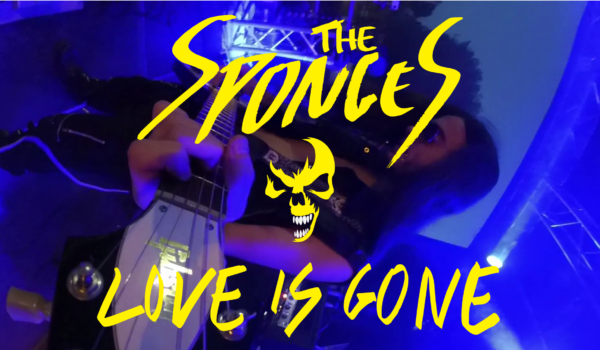The Sponges – Love is Gone live at Maserada LIVE 31.05.2018