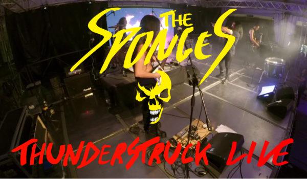 The Sponges – Thunderstruck (AC/DC) Live @ Palio Trevignano