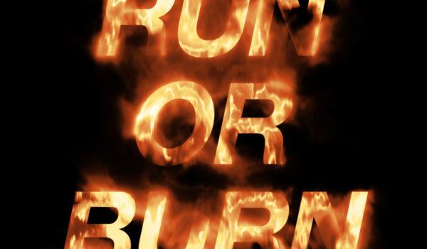 The Sponges – Run Or Burn Official Lyrics Video